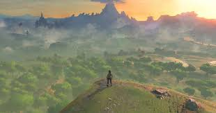 Zelda Title 'Breath of the Wild' Steals the Show Again